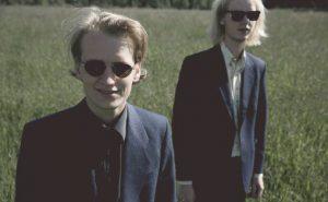 Rasmus (t.v) og Hans Kjorstad Foto:Johannes Selvaag