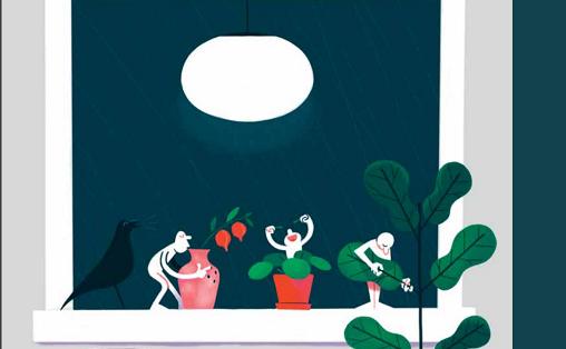 Utsnitt fra ENO årboka 2016 Illustrasjon;: Jon Arne Berg