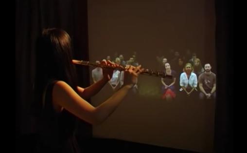 Skjermdump av introduksjonsvideo til britisk simulator