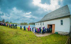 Fra Rikskonsertenes Samtidsmusikkfestival i 2015 Foto: Lars Opstad