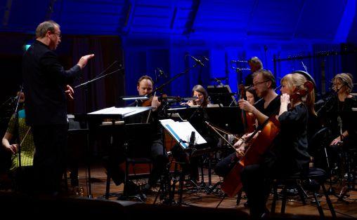 Ensemble Ernst Foto: Siri Hempel Lindøe