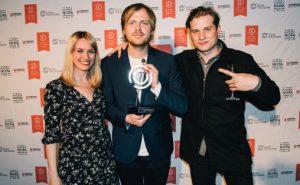 Jesper Borgen fikk både prisen for Årets verk og Årets opphaver i kategeorien populærmusikk