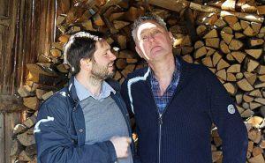 Igor Dunderovic og Arne Berg  Foto: Privat