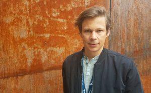 Mats Borch Bugge Foto: Aslaug Olette Klausen