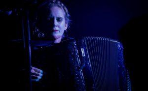 Ida Løvli Hidle fra Susannas tingingsverk under Vossa Jazz