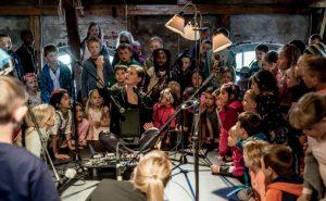 Fra Rikskonsertenes Samtidsmusikkfestival i 2016 Foto: Lars Opstad