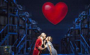 La Cenerentola på Den norske Opera og Ballett Foto: Erik Berg