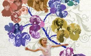 Utsnitt av forsiden på Kulturskolerådets jubileumshefte