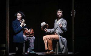 Jorden rundt på 80 dager med Alen Hodzovic Ensemble på ndestheater Linz