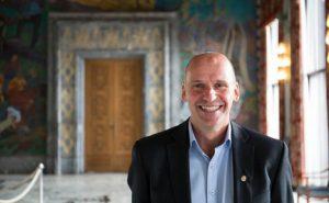 Næringsbyråd Geir Lippestad