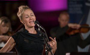Live Maria Roggen Foto: Lars Opstad/Oslo Kammermusikkfestival