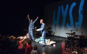HYSJ under Bajazz Foto: Eirik Lande