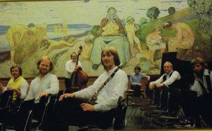 Magnolia jazzband  i 1983