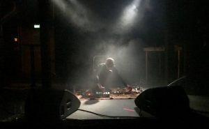 Svarte Greiner på AFTR Fest. Foto Linn Carin Dirdal