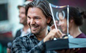 Prosjektleder i Kollisjon, Ola Martin Fjeld