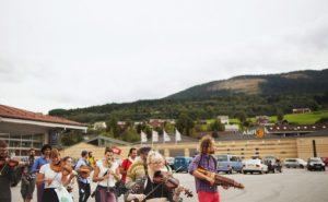 Ethno-camp i 2014 Foto:  Jørgen Nordby