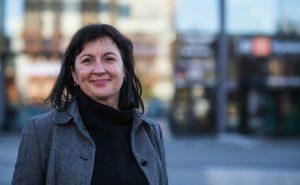 Agnieszka Bryn Foto: Lars Opstad