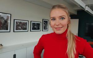 Julie Ingerø Rynning Foto: Aslaug Olette Klausen
