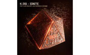 "Årets mest strømmede: K-391 Feat. Seungri, Alan Walker & Julie Bergan - ""Ignite"""