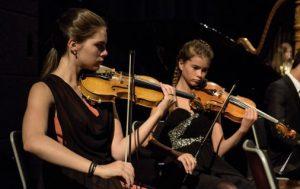 De Unges Orkesterforbund. Bildet er fra Norsk Ungdomssymfoniorkesters konsert i Skien i 2017.