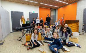 Klasse 6B på Eiganes skole er årets LYDO-vinnere, og skal spille konserter med Stavanger Symfoniorkester.