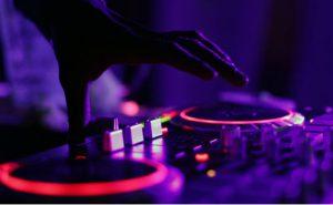 Illustrasjonsfoto DJ