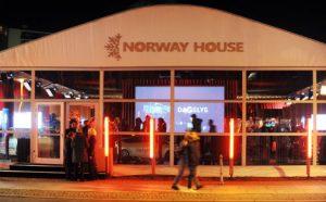 Norsk filminstitutt inviterer internasjonal filmbransje til allting norsk i «Norway House» under Berlinalen