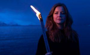 Ann-Iren Hansen, vinner av Rævspark-stipendet 2018