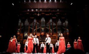 Defrost Youth Choir fra Hamar er et av de fire finalekorene