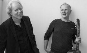 Stein-Erik Olsen og Egil Haugland