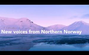 Skjermbilde fra prosjektvideoen Northern Expo 2018