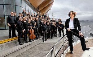 Kristiansand Symfoniorkester med dirigent Nathalie Stutzmann