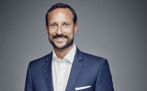 H.K.H. Kronprins Haakon deler ut prisen Årets internasjonale suksess