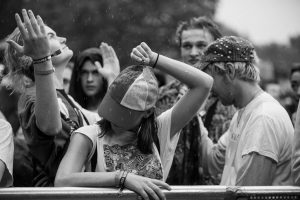 Publikumsbilde fra Øyafestivalen