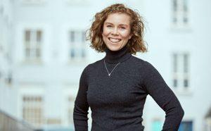Karen Sofie Sørensen, ny daglig leder i Musikkutstyrordningen