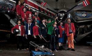 Kitchen Orchestra spiller overraskende greier på festival i hjembyen Stavanger