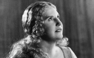 Operasangeren Kirsten Flagstad