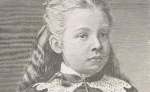Hanna Marie Hansen debuterte i Paris som 7-åring og løftes fram av Oslo-Filharmonien