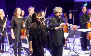 Mimodramas: Festspillkomponist Unsuk Chin og dirigent Pierre-André Valade