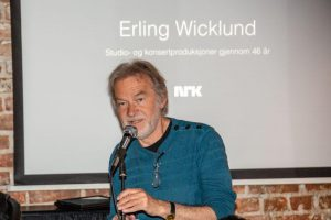 Erling Wicklund i Oslo Jazz Circle 6. mai 2014