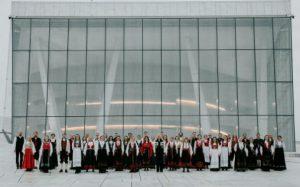 Grex Vocalis holder sin siste konsert søndag 22. september, i et fullsatt operahus