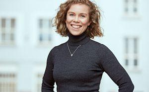 Karen Sofie Sørensen er daglig leder i Musikkutstyrsordningen