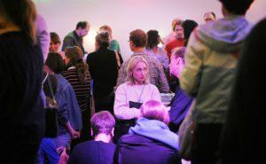 Møteplass NORSK-festivalen under bokmessa i Frankfurt