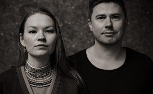 Marja Mortensson og Daniel Herskedal har laget «Lååje - Dawn»