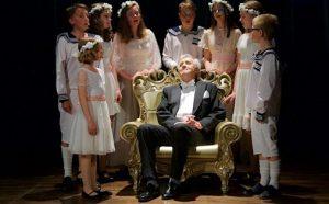 Fra forestillinga Tribute to Jussi Björling, Operaen Trøndelag