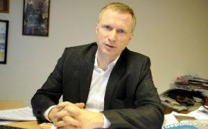 Morten Gjelten, direktør i Norsk teater- og orkesterforening (NTO)