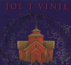 """Utsnitt av albumet """"Jol i Vinje"""" frå 1978, med Vinje Songlag, Ellen Nordstoga og Sondre Bratland"""