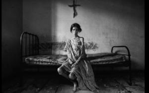 Lene Marie Fossen, selvportrett. Fossen døde i oktober 2019