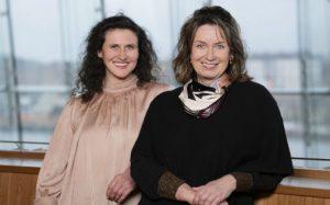 Kunstneriske ledere: Randi Stene (til høyre) blir ny operasjef, og Ingrid Lorentzen får forlenget sitt åremål som ballettsjef