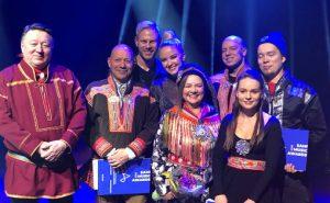 Vinnerne av Sami Music Award 2020